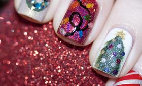 Heading Into the Holiday Season With Nail Art