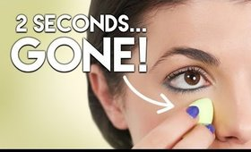 HOW TO REMOVE CAKEY CREASING FROM YOUR CONCEALER!!!!