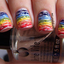 Rainbow Stripes!