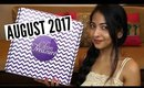 GLAM TREASURE BOX AUGUST 2017 | Unboxing and Review | The Bohemian Girl Edition | Stacey Castanha