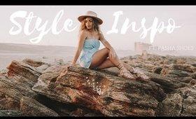 Style Inspo Video Ft. Pasha Shoes