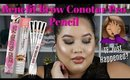 NEW Benefit Brow Contour Pro Pencil, What Just Happened? Que Paso?