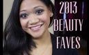 2013 Beauty Faves