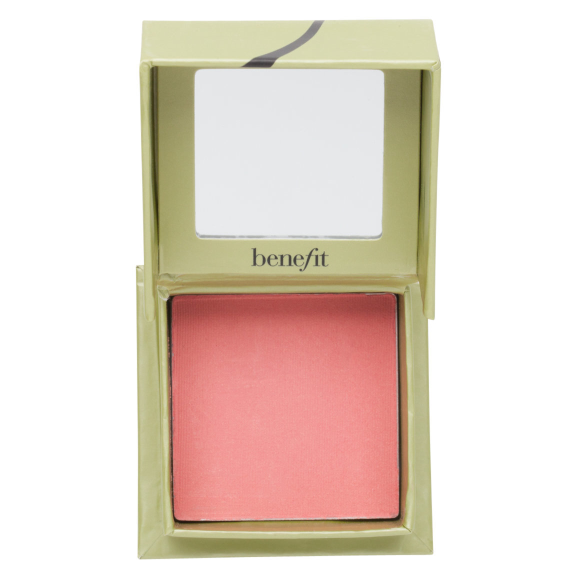Benefit Cosmetics Dandelion Brightening Finishing Face Powder Mini product swatch.