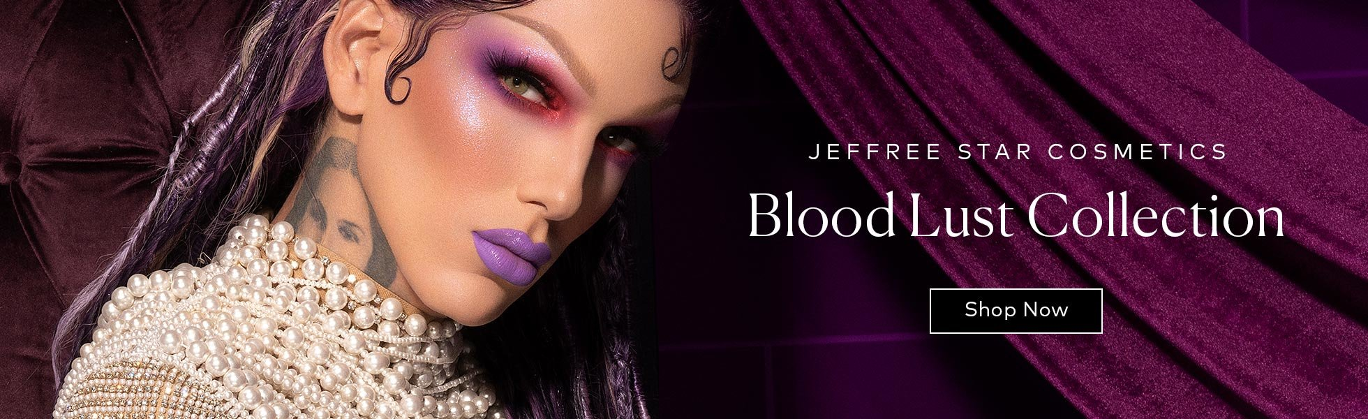 Shop the Jeffree Star Cosmetics Blood Lust Collection on Beautylish.com