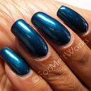 OPI How You Blue-in?