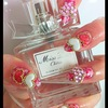 Victoria Secret Inspired Gyaru Nails