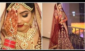 My INDIAN WEDDING Bridal Pictures