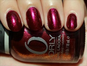 See more swatches & my review here: Orly Rock-It Swatches & Review!  http://www.swatchandlearn.com/orly-rock-it-swatches-review/