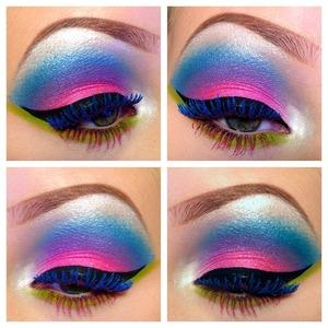 Hypercolor mascara @ anastasia.net    Facebook.com/jessieblushxo Instagram.com/jessieblush