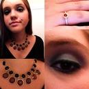 Today's makeup/ accessories