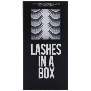 LASHES IN A BOX N°7