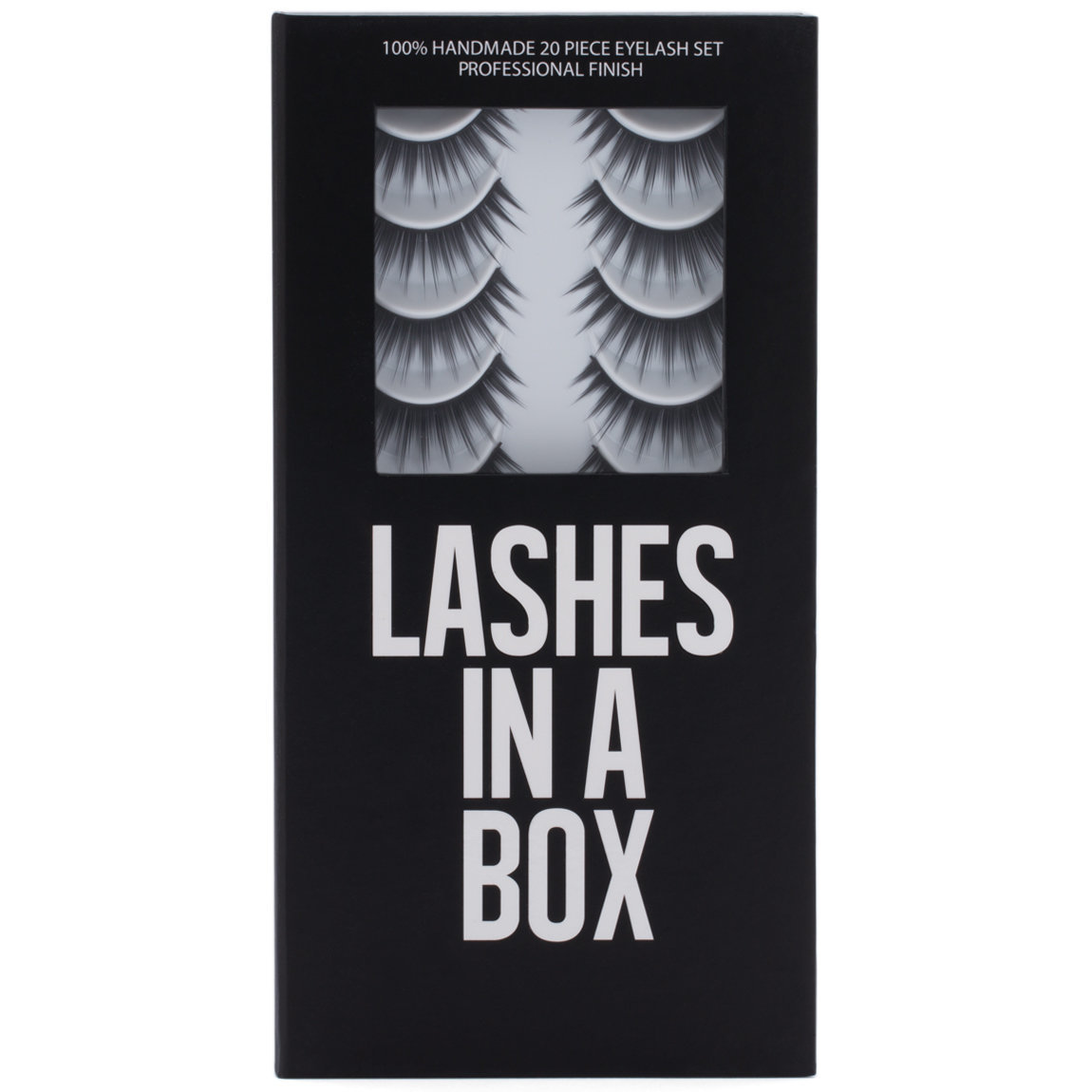 LASHES IN A BOX N°7 product swatch.