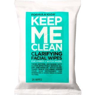 Formula 10.0.6 Keep Me Clean Purifying Facial Wipes