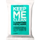 Formula 10.0.6 Keep Me Clean Purifying Facial Wipes