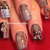 The Shining Nail art