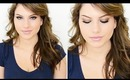 Summer Makeup Tutorial for Smoldering Eyes & Glowy Skin