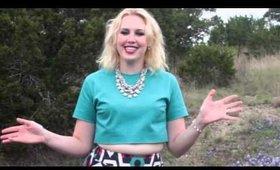 April 2015 Chloe + Isabel News and Torsade Statement Necklace Giveaway