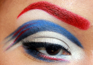 Feeling a bit patriotic with the 4th coming up as well as the Olympics right around the corner.