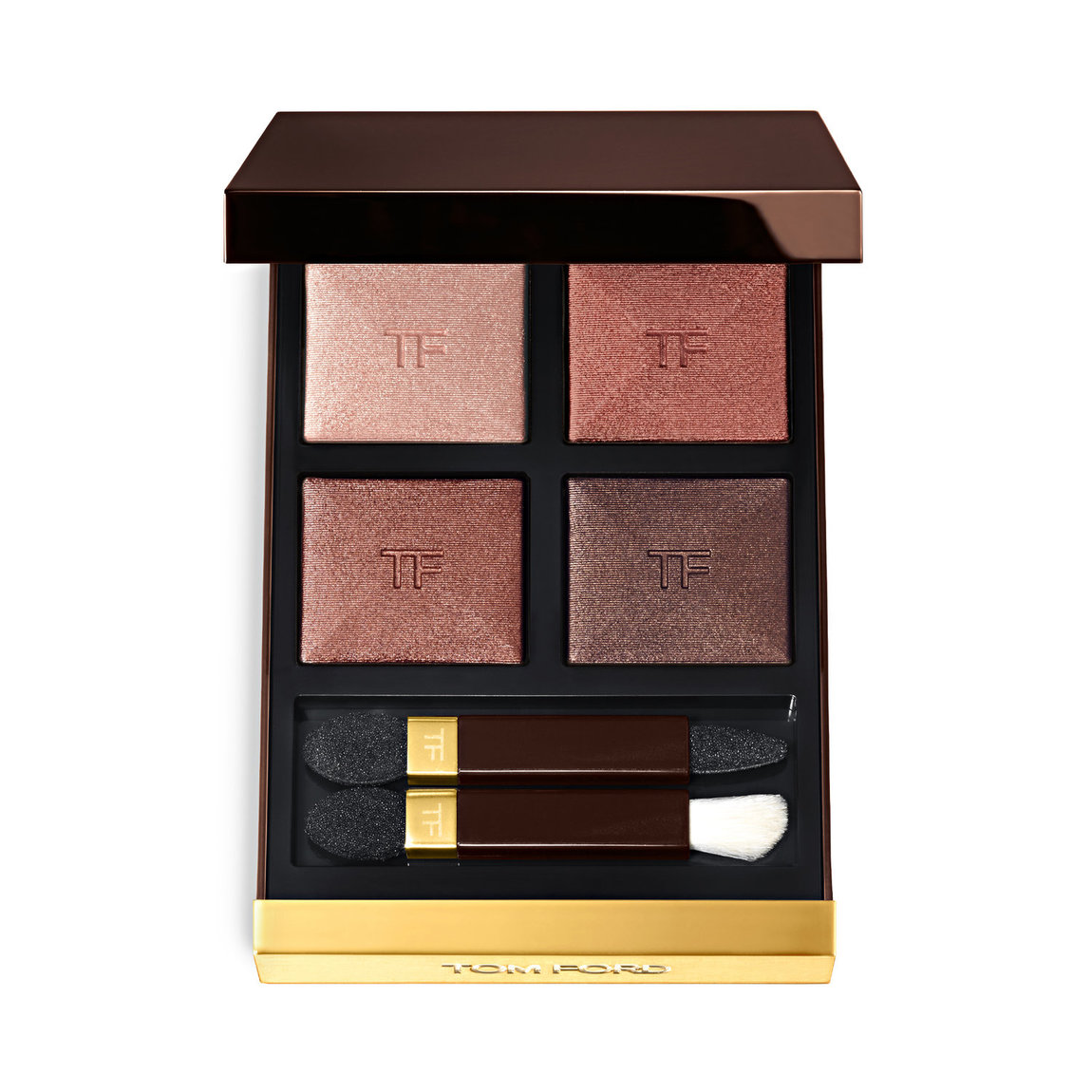 TOM FORD Eye Quad Body Heat product smear.