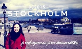 How to surprise best friend to her birthday, shopping and relaxing STOCKHOLM 3/2015