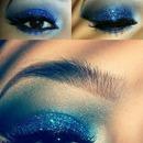 Blue Glitterly Nights