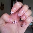 jungle franch manicure