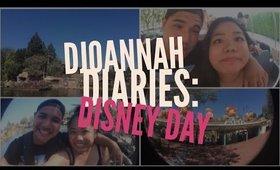 Djoannah Diaries: 10/01 DISNEY DAY!   djoannahmarieee