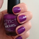 Shocking Purple
