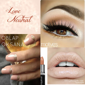 """instagram @auroramakeup FB: https://www.facebook.com/AuroraAmorPorElMaquillaje  Any contrast on colors is beautiful … but neutral tones are pure harmony   I love neutral look ★  The details of this collage are:  LIPS are by @jolanijolie , she is using NYLON NUDE by @smashboxcosmetics  NAILS are by OBLAP OKSANA ( I don't know her IG account , please help me to find this talented nail artist  to tag her)  BROWS were made with Brow Pro Palette by @anastasiabeverlyhills  CONGRATULATIONS FOR YOUR FIRST MILLION OF FOLLOWERS  EYE MAKEUP (few months ago): @motivescosmetics products by @lorenridinger  As always I applied Eye Shadow Base on my eyelids  From My Beauty Weapon Palette I used:  IVORY to highlight inner corner & brow bone  CHOCOLATE to mark the crease and blend it out towards brow bone  SMOKE to mark a little socket line  VENUS on mobile Eyelid  FAB to highlight inner corner  CHOCOLATE again to line lower lashes  GOLD to blend the edges in the lower lashes  Gel Eyeliner in LITTLE BLACK DRESS on top lashes & SMOKE to blend the edges a little bit  LaLa Mineral Volumizing & Lengthening Mascara in Black on top & lower lashes  THANK U SO MUCH DEARS  LASHES are """"LA SUPER"""" by @townoflashes"""