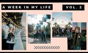 A Week in My Life Vol. 2 // My first PR Trip, Orlando Eye, Disney Springs