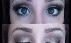 Everyday Neutral Eyeshadow Look Using Urban Decay