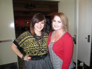 Jasmine and I