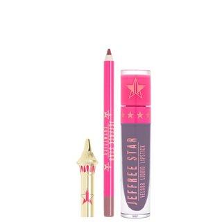 Velour Lip Kit Scorpio