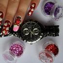 My Valentine'S Day Nails