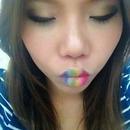 Rainbow lip