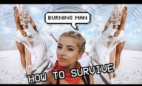 HOW TO SURVIVE BURNING MAN | HACKS & TIPS