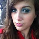 I like blue.