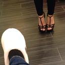 Slippers.. High heels