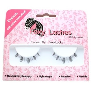Foxy Locks Extensions Foxy Lashes - Dolly Lashes 05
