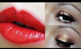 Thanksgiving Makeup| Look 3