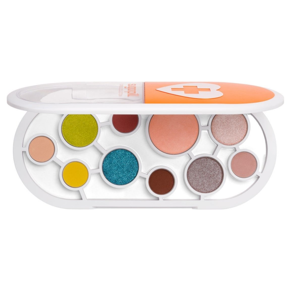 Sugarpill Cosmetics Capsule Collection Orange Edition alternative view 1 - product swatch.