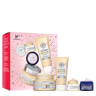 Celebrate Confidence in Your Skincare Anti-Aging Set
