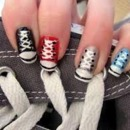 Shoe Nails! <3