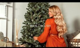 Happy Holidays X Milk + Blush