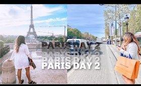 LOUIS VUITTON AT CHAMPS ELYSEE | SOME TOURIST SPOTS IN PARIS