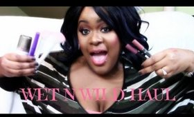 *NEW* WET N WILD PRODUCTS