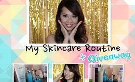 My Skincare Routine & GIVEAWAY!