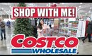 Costco Shop With Me! | Shopping for Holiday Gifts + Groceries!