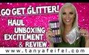 Go Get Glitter | Haul | Unboxing | Review | Tanya Feifel-Rhodes